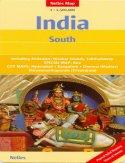 Indie Południowe. Mapa