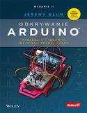 -30% na ebooka Odkrywanie Arduino. Narzędzia i techniki inżynierii pełnej czaru. Wydanie II. Do końca dnia (27.02.2021) za