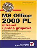 Księgarnia MS Office 2000 PL - intranet i praca grupowa