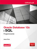 Ebook Oracle Database 12c i SQL. Programowanie