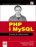 Księgarnia PHP i MySQL. Projekty do wykorzystania