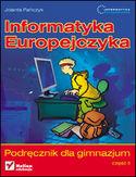 Księgarnia Informatyka Europejczyka. Podręcznik dla gimnazjum. Część 2 (Stara podstawa programowa)