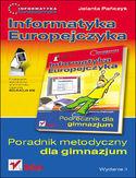 Księgarnia Informatyka Europejczyka. Poradnik metodyczny dla gimnazjum. Wydanie II