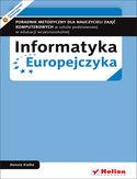 Księgarnia Informatyka Europejczyka. Poradnik metodyczny dla nauczycieli zajęć komputerowych w szkole podstawowej w edukacji wczesnoszkolnej (Wydanie II)