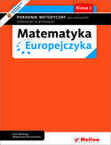 Księgarnia Matematyka Europejczyka. Poradnik metodyczny dla nauczycieli matematyki w gimnazjum. Klasa 2