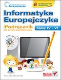 Księgarnia Informatyka Europejczyka. iPodręcznik dla szkoły podstawowej, kl. IV - VI