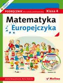 Księgarnia Matematyka Europejczyka. Podręcznik dla szkoły podstawowej. Klasa 4