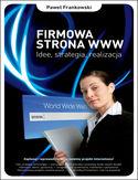 Księgarnia Firmowa strona WWW. Idee, strategia, realizacja