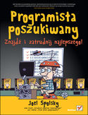 Księgarnia Programista poszukiwany. Znajdź i zatrudnij najlepszego!