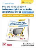 Księgarnia Informatyka Europejczyka. Program nauczania informatyki w szkole podstawowej, kl. IV - VI. Edycja Windows XP, Windows Vista, Mac OS 10.5, Linux Ubuntu