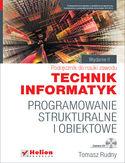 Księgarnia Programowanie strukturalne i obiektowe. Podręcznik do nauki zawodu technik informatyk. Wydanie II poprawione