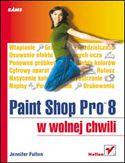 Księgarnia Paint Shop Pro 8 w wolnej chwili