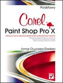 Księgarnia Corel Paint Shop Pro X. Podstawy