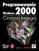Księgarnia Programowanie Windows 2000. Czarna księga