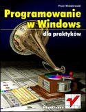 Księgarnia Programowanie w Windows dla praktyków