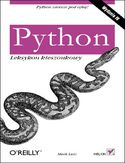 Księgarnia Python. Leksykon kieszonkowy. Wydanie IV