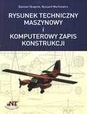 Księgarnia Rysunek techniczny maszynowy i komputerowy zapis konstrukcji