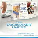 Pakiet 3 w 1: Odchudzanie z Zarzycką! Przyczyny otyłości, oczyszczanie organizmu i dieta zgodna z grupą krwi
