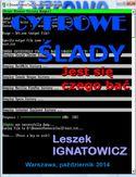 Leszek Ignatowicz - Cyfrowe ślady. Jest się czego bać