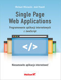 Ebook Single Page Web Applications. Programowanie aplikacji internetowych z JavaScript