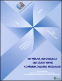 Księgarnia Wymiana informacji i interaktywne komunikowanie medialne