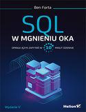 -30% na ebooka SQL w mgnieniu oka. Opanuj język zapytań w 10 minut dziennie. Wydanie V. Do końca dnia (18.05.2021) za