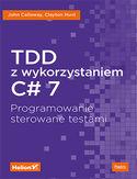 -30% na ebooka TDD z wykorzystaniem C# 7. Programowanie sterowane testami. Do końca dnia (15.11.2019) za 34,50 zł
