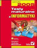 Księgarnia Testy maturalne z informatyki