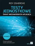 Księgarnia Testy jednostkowe. Świat niezawodnych aplikacji. Wydanie II