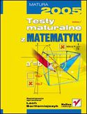 Księgarnia Testy maturalne z matematyki