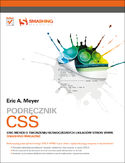 Księgarnia Podręcznik CSS. Eric Meyer o tworzeniu nowoczesnych układów stron WWW. Smashing Magazine