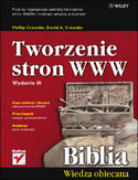 Księgarnia Tworzenie stron WWW. Biblia. Wydanie III