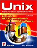 Księgarnia UNIX użytkowanie i administrowanie. 2 wydanie