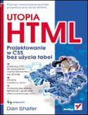 Księgarnia Utopia HTML. Projektowanie w CSS bez użycia tabel