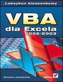 Księgarnia VBA dla Excela 2002/2003. Leksykon kieszonkowy