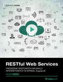 RESTful Web Services. Kurs video. Tworzenie restowych aplikacji internetowych w Spring, AngularJS