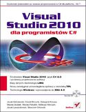 Ebook Visual Studio 2010 dla programistów C#
