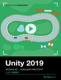 Ebook Unity 2019. Kurs video. Wyścigi 2D - budujemy prototyp