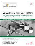 Księgarnia Windows Server 2003. Wysoko wydajne rozwiązania