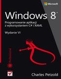 Księgarnia Windows 8. Programowanie aplikacji z wykorzystaniem C# i XAML