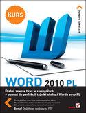 Księgarnia Word 2010 PL. Kurs