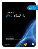 Księgarnia Word 2010 PL. Seria praktyk