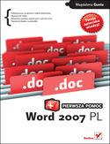 Księgarnia Word 2007 PL. Pierwsza pomoc