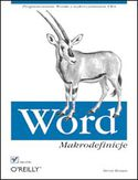 Księgarnia Word. Makrodefinicje