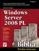 Księgarnia Windows Server 2008 PL. Biblia