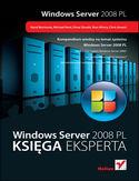 Księgarnia Windows Server 2008 PL. Księga eksperta