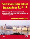 Księgarnia Niezwykły styl języka C++. 40 nowych łamigłówek, zadań programistycznych i rozwiązań