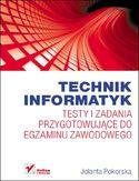 Księgarnia Technik informatyk. Testy i zadania przygotowujące do egzaminu zawodowego
