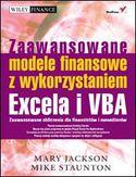 Księgarnia Zaawansowane modele finansowe z wykorzystaniem Excela i VBA