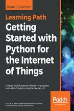 Okładka książki Getting Started with Python for the Internet of Things